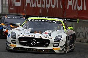 Blancpain Sprint Race report Blancpain series an immediate success