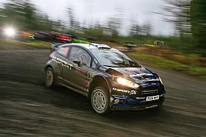 WRC Leg report Hirvonen takes on one final fight