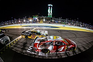 NASCAR Cup Breaking news Newman comes one position short of Sprint Cup title