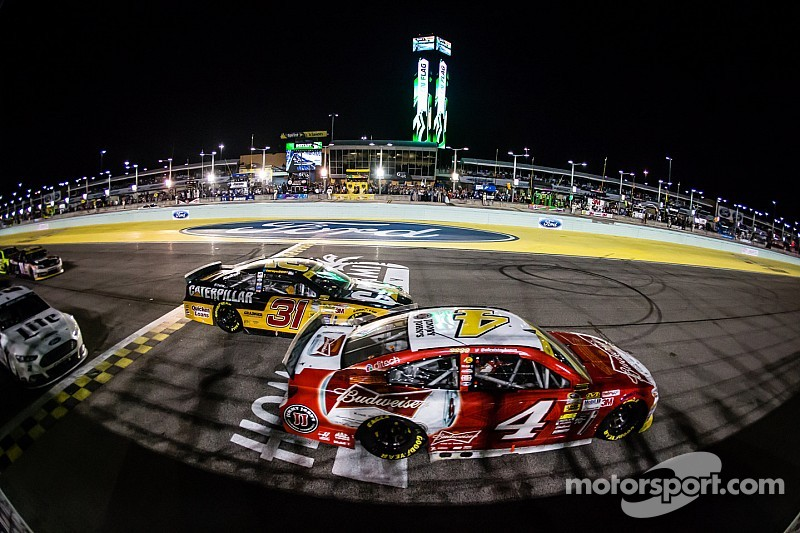 Newman comes one position short of Sprint Cup title