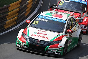 WTCC Race report Tiago Monteiro's dream turns into a nightmare