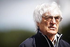 Formula 1 Breaking news Ecclestone to clamp down on online media in paddock