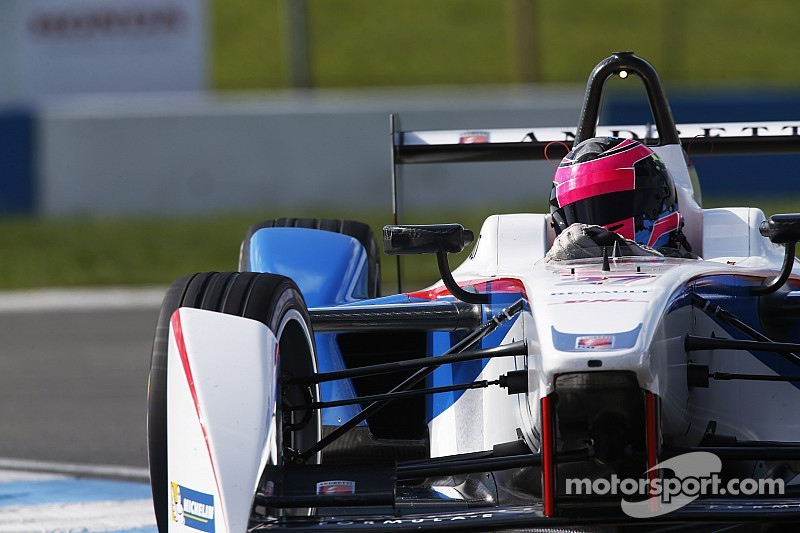 Matt Brabham to spark up Malaysian Formula E with Andretti