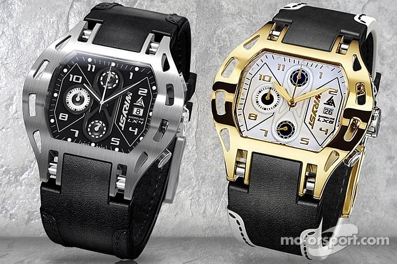 Wryst: Motorsports-inspired Swiss watch design