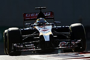 Formula 1 Race report No double points for Toro Rosso on the Abu Dhabi GP
