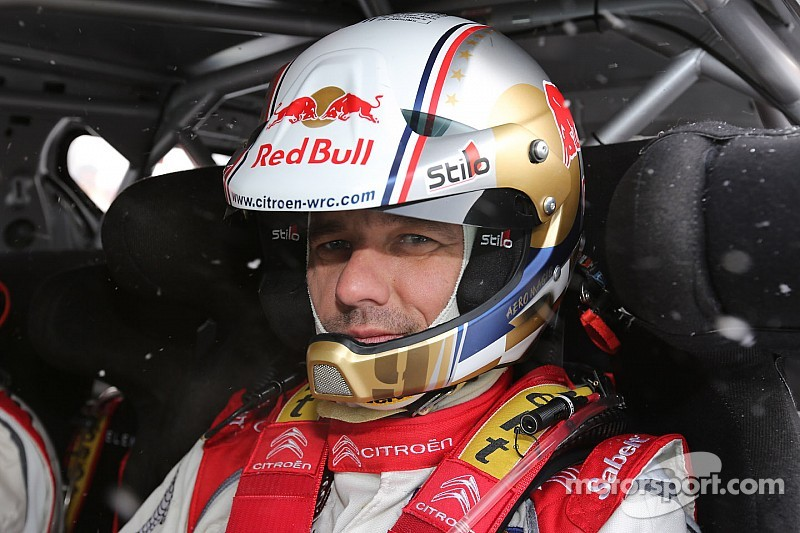 Sébastien Loeb to compete at 2015 Rallye Monte-Carlo in a DS 3 WRC!