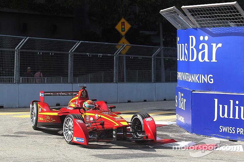 Garcia joins Piquet at China Racing for Uruguay