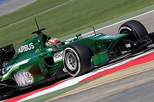 Formula 1 Breaking news Frijns free after Caterham contract expires