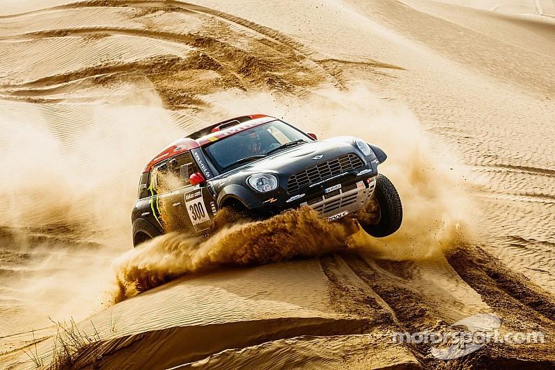 The 2015 Dakar: Marathon-Style