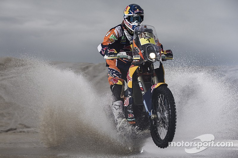 Moto outlook: Marc Coma looking for fifth victory at Dakar