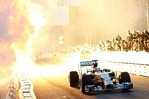 Formula 1 Breaking news Mercedes set for 50hp engine boost in 2015 - report