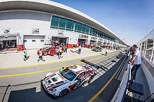 Endurance Practice report Porsche sets early pace at 24 Hours of Dubai practice