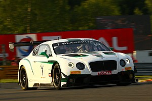 Blancpain Endurance Breaking news Andy Meyrick continues with Bentley for 2015