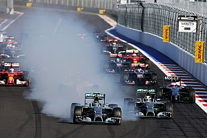 """Formula 1 Commentary Gian Carlo Minardi: """"What a surprise"""""""