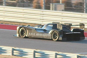Le Mans Breaking news First look at Nissan LMP1 car