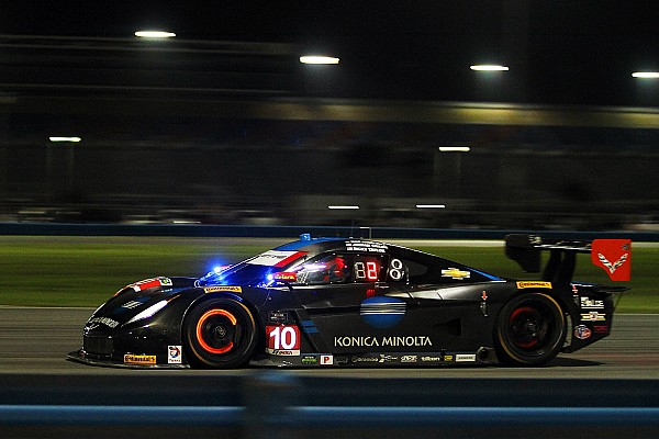 Rolex 24: Wayne Taylor Racing out front after nine hours