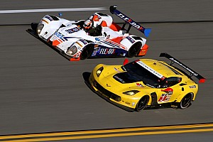 IMSA Race report Rolex 24: 21 hours in and it's still anybody's race