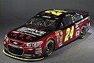 A look at Jeff Gordon's new 3M and AARP paint schemes - photos