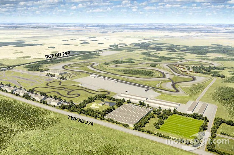 Canadian racers reeling after race track development squashed