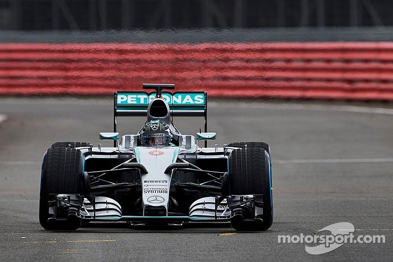 Mercedes shows glimpse of W06 in series of clips