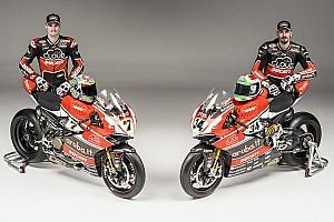 World Superbike Breaking news Ducati Superbike Team presented today in Arezzo