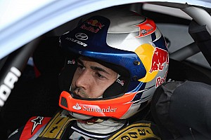 WRC Breaking news Injured Sordo forced to miss Rally Sweden