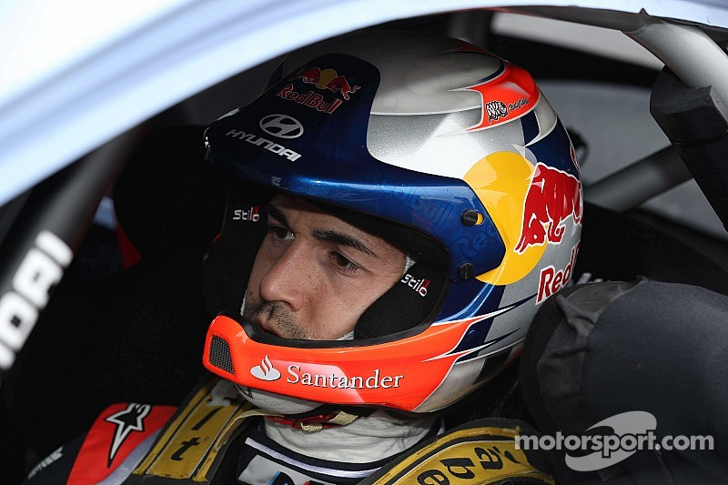 Injured Sordo forced to miss Rally Sweden