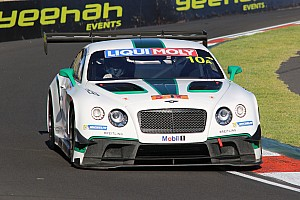 Endurance Race report Bentley finishes fourth at Bathurst in tense finish