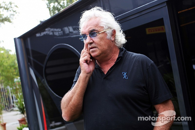 Mercedes to dominate again in 2015 - Briatore