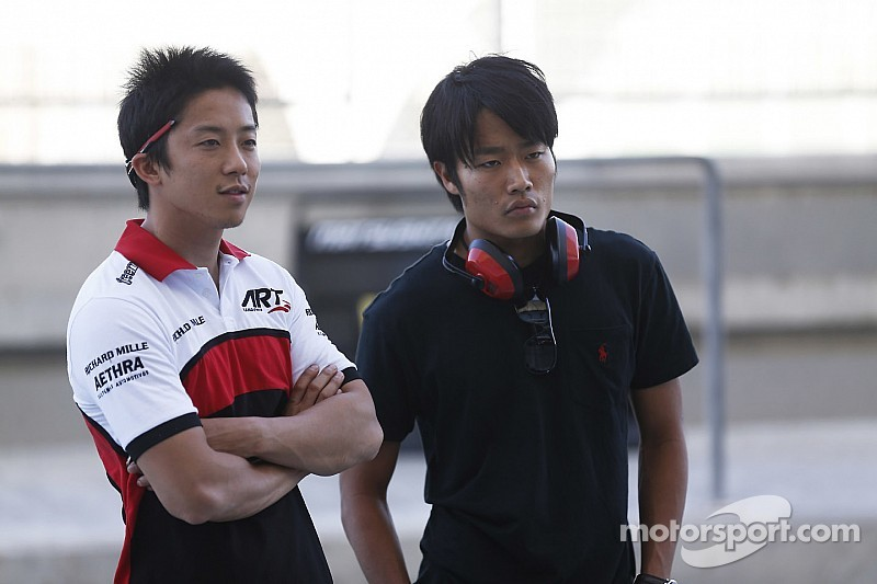 Japan F3 champion Matsushita completes ART's GP2 line-up