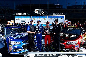 NASCAR Cup Qualifying report Jeff Gordon on pole for 2015 Daytona 500, edging Jimmie Johnson