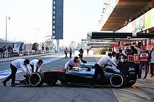 Formula 1 Breaking news Honda forced to re-design component