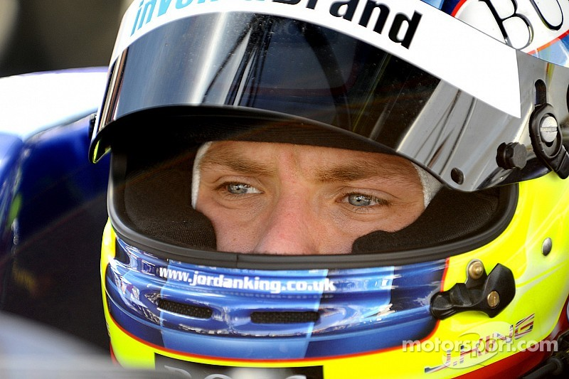 Jordan King se une a  Racing Engineering
