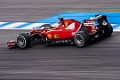 Ferrari: Final day of Barcelona test