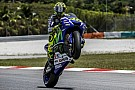 Rossi leads opening day of MotoGP testing at Sepang