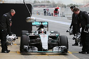 Formula 1 Breaking news MGU-K problem ends Mercedes' day early