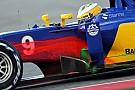 Ericsson le saca provecho al día de Sauber