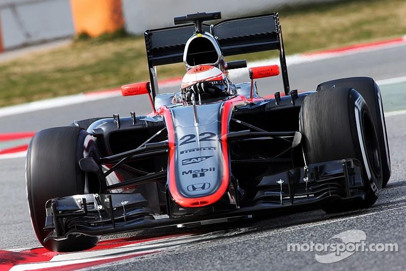 McLaren ha tenido su mejor día de pretemporada