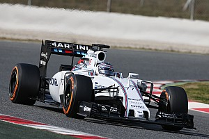Formula 1 Testing report Bottas ends final day of Barcelona F1 testing on top