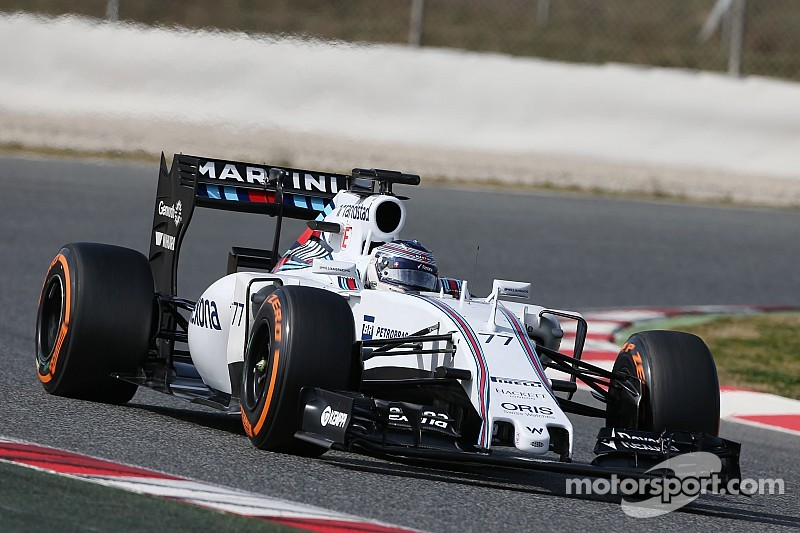 Bottas ends final day of Barcelona F1 testing on top