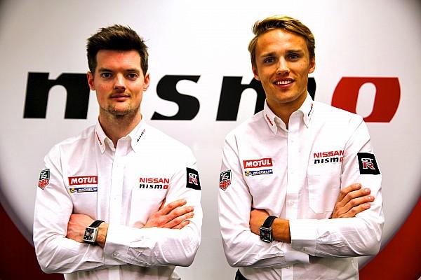 Chilton se une a Nissan para correr en el WEC