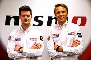 WEC Noticias de última hora Chilton se une a Nissan para correr en el WEC