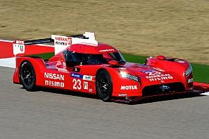WEC Noticias Audi y Nissan empiezan test en Sebring