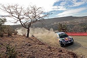 WRC Leg report Ogier keeps calm amid the chaos of hectic Rally Mexico