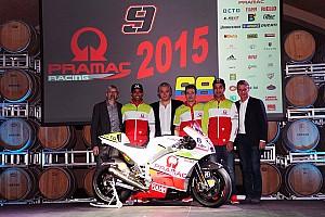 MotoGP Breaking news Pramac launches 2015 MotoGP campaign