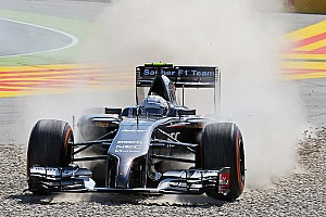 Formula 1 Breaking news Van der Garde and Sauber case poised to explode in court