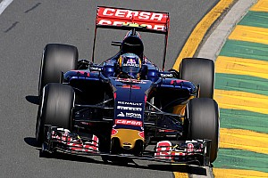 Formula 1 Breaking news Toro Rosso struggles with power in Melbourne