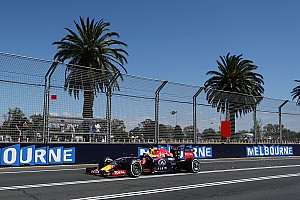 Formula 1 Practice report Only a few laps is not enough for Ricciardo in Australia