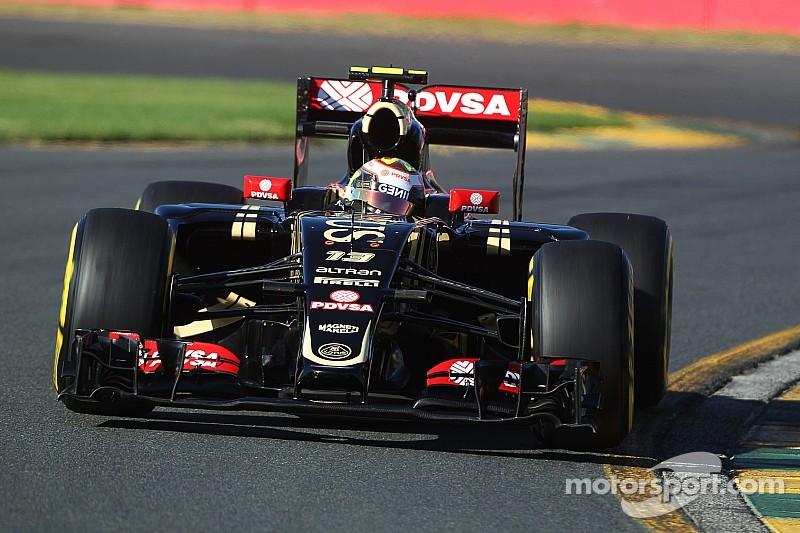 Lotus is all top ten on Friday practice at Albert Park
