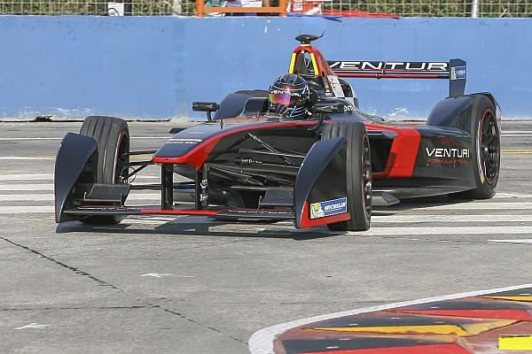 Формула E Хайдфельд будет стартовать в Майами последним
